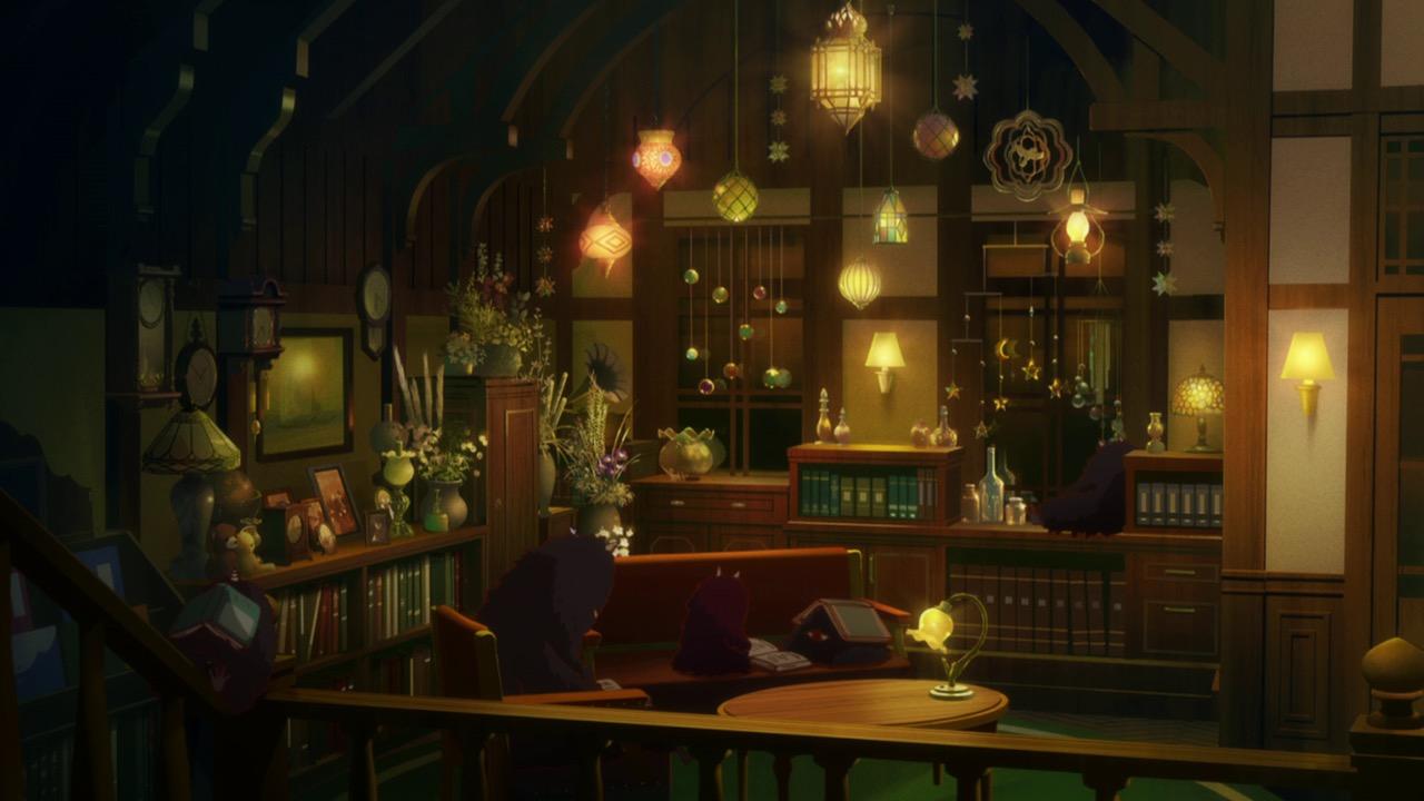 Lost Girl Season 5 Wallpaper Mahoutsukai No Yome Ova 03 10 Lost In Anime