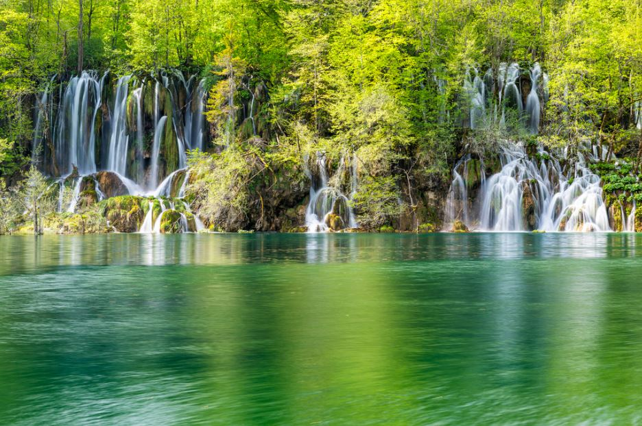 Wisteria Falls Wallpaper 27 Breathtaking Views To Behold Of Mother Nature S