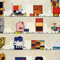 Imagining Famous Artists' Homes Designed in Their Signature Styles