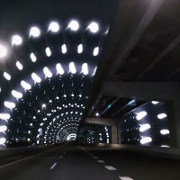 Eye Know a Stunning City Night Time Driving Film