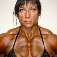 Martin Schoeller Snaps Female Bodybuilders