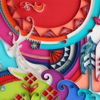 The Beautiful Art of Paper Quilling
