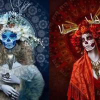 The Beautiful and Haunting Ladies of Las Muertas