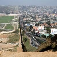 Remarkable Photographs of International Borders