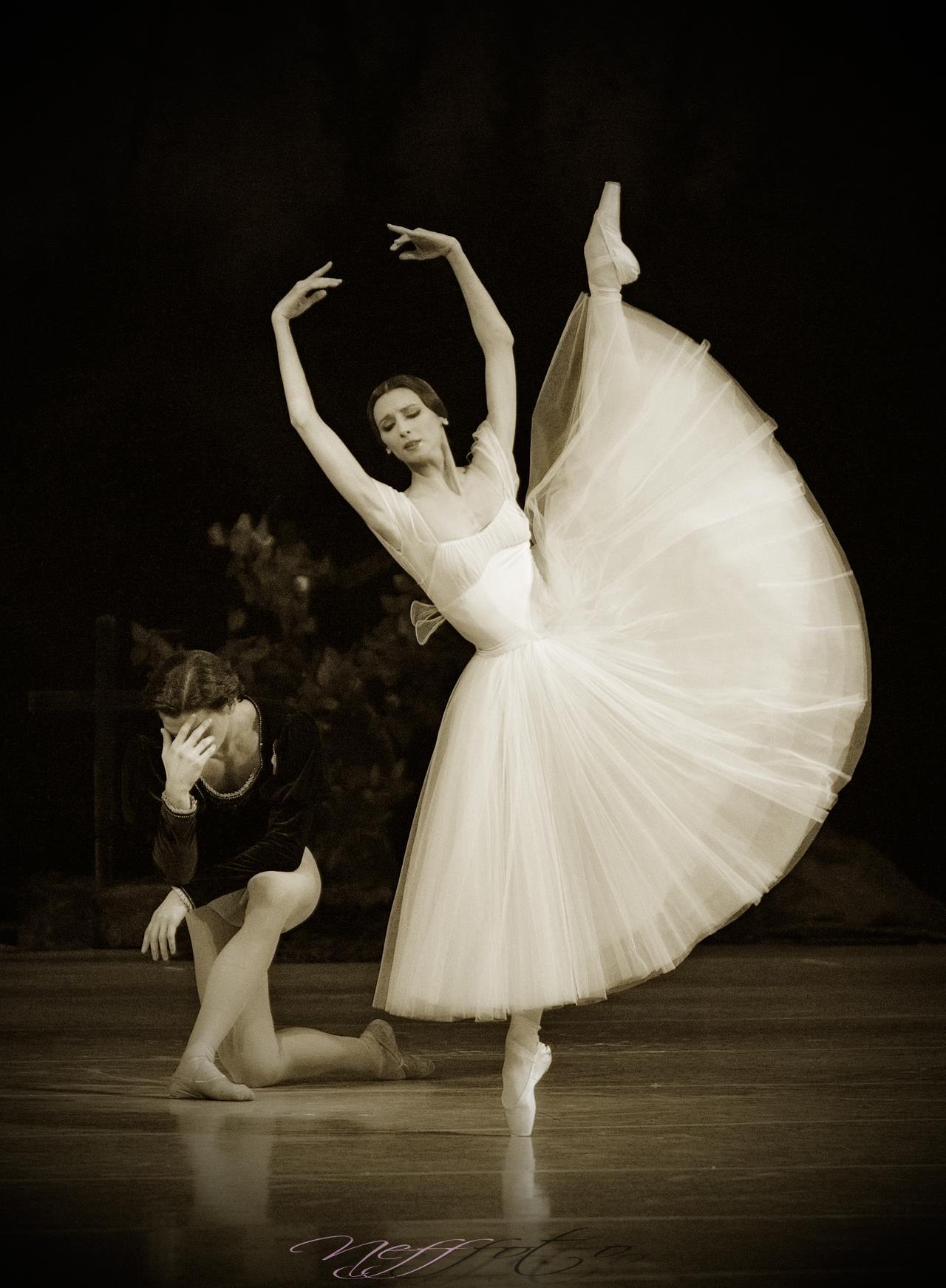 Fall Wallpaper Pinterest Svetlana Zakharova And Vlad Lantratov In Giselle Dance