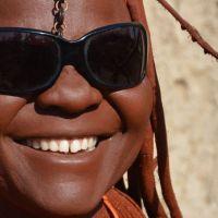 Los Himba, una tribu muy simpática