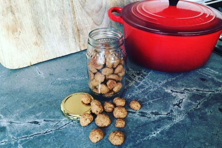 Recept voor kruidnootjes