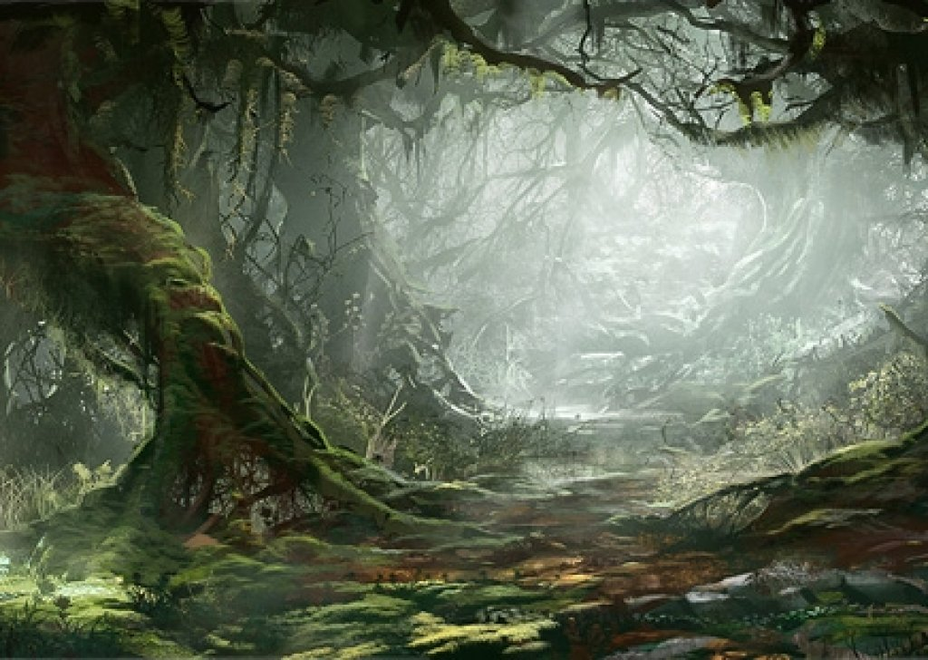 Wallpaper Hd Star Wars Eerie Mirkwood Forest Audio Atmosphere