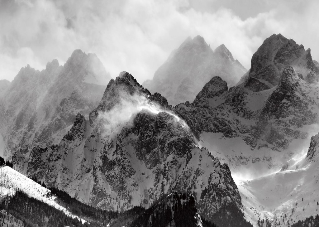Winter Wallpaper Full Hd The Misty Mountains Cold Audio Atmosphere
