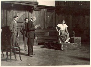 Rehearsing Fidelio with Toscanini