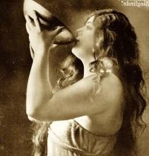 youthful Sieglinde