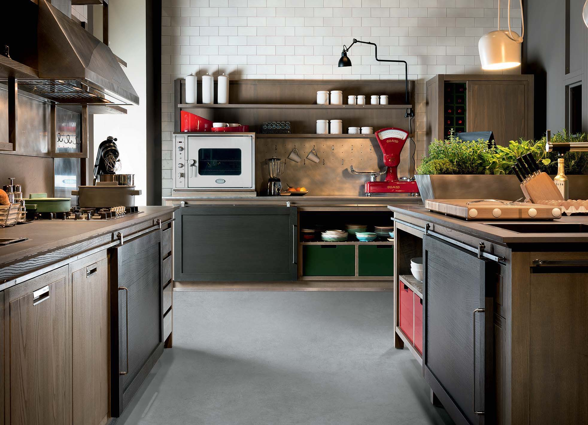 Cucina Industrial | Expression Of The Latest Urban Trends Loft ...
