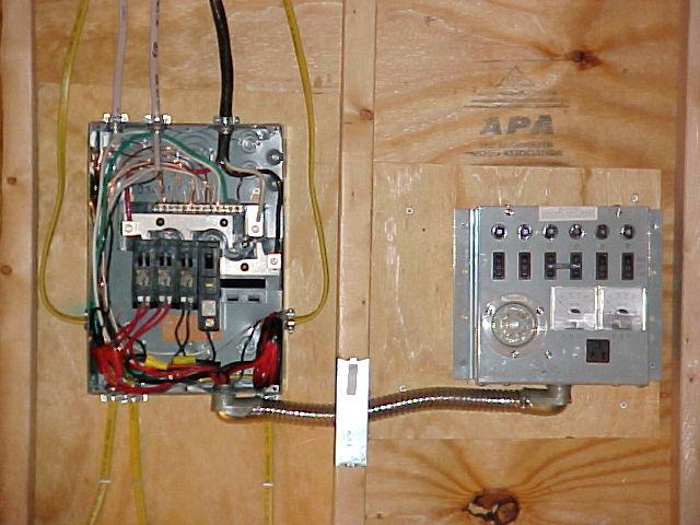 generac generator transfer switch wiring transfer switch
