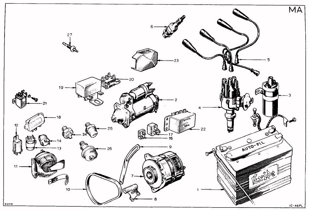 elan wiring diagram elan