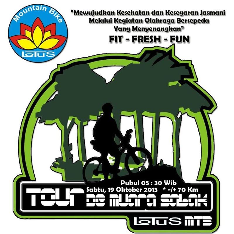 Cpns Sabak Jambi 2013  Mountain Bike Jambi Akan Mengadakan Tour Dari Kota Jambi Menuju Muara