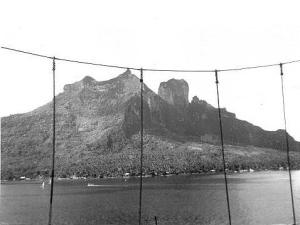 Bora Bora, Society Islands 25-27 March 1942