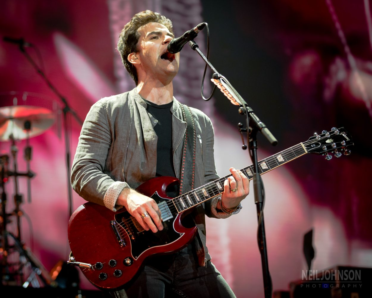 Stereophonics Manchester Arena Live Review Louder Than War