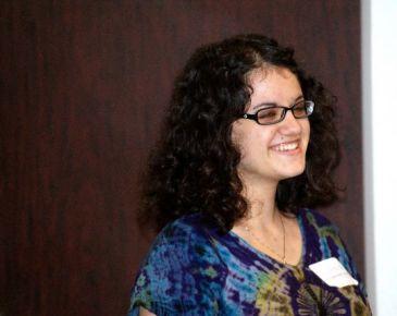 Celia Lechtman, Youth Award winner