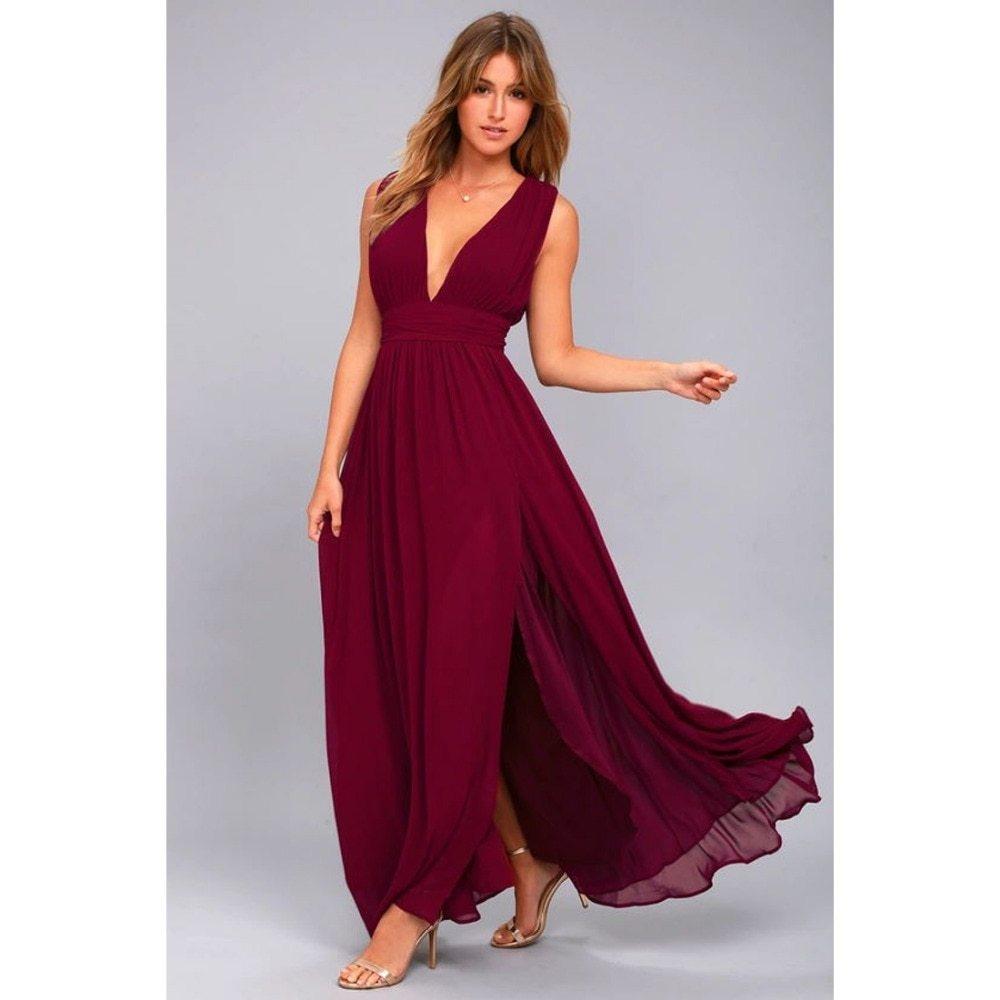 Lange Kleider Gunstig Lange Kleider Auf Rechnung Beliebte Modelle