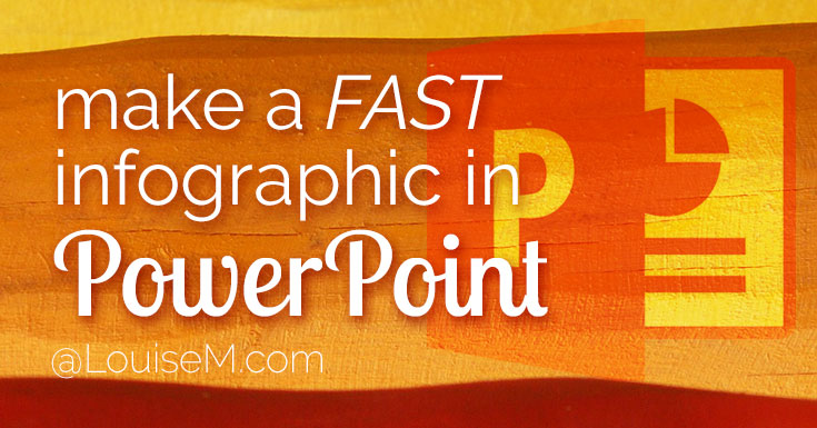How to Make a PowerPoint Infographic in Minutes! - create power point