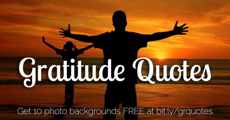 Days of Gratitude Quotes \ Photos To Bless You \ Others - free quote form template