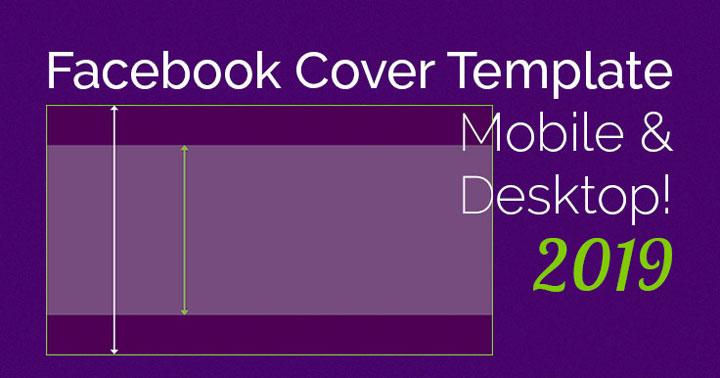 Ingenious! Facebook Cover Photo Mobile/Desktop Template 2019