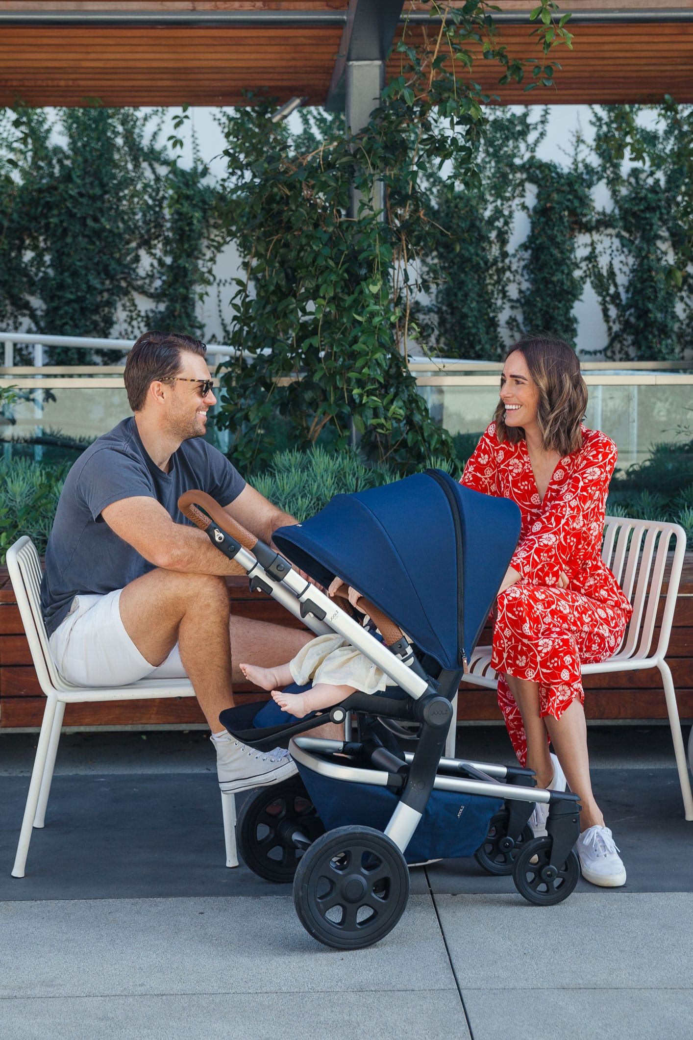 The Joolz Stroller Baby Steps Upgrading Honor S Stroller Front Roe By