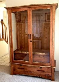 PDF DIY Very Basic Gun Cabinet Plans Download window bench ...