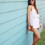 Two ways to rock the romper trend this summer