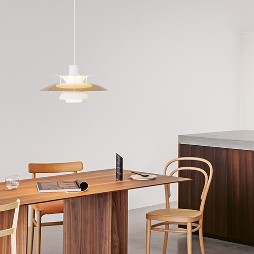Poul Henningsen Ph5 Ph 5 Pendant - See The Wonderful Ph Lamps On The Official