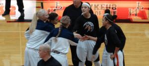 Girls Basketball's 13-10 Season Ends at New Philadelphia