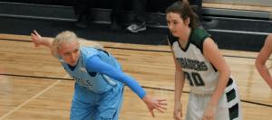 Sabryna Benzel 2014-15 Basketball Highlights