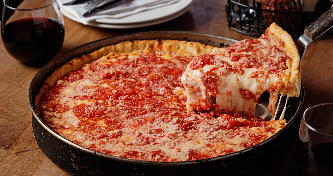 Italian Food Carry Out Near Me Lou Malnati's, The Best Chicago Deep Dish Pizza Restaurant