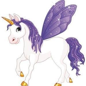 une licorne pour Cynthia