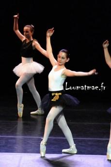 Louane ballerine