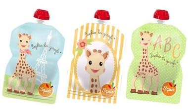 squiz collection Sophie la girafe