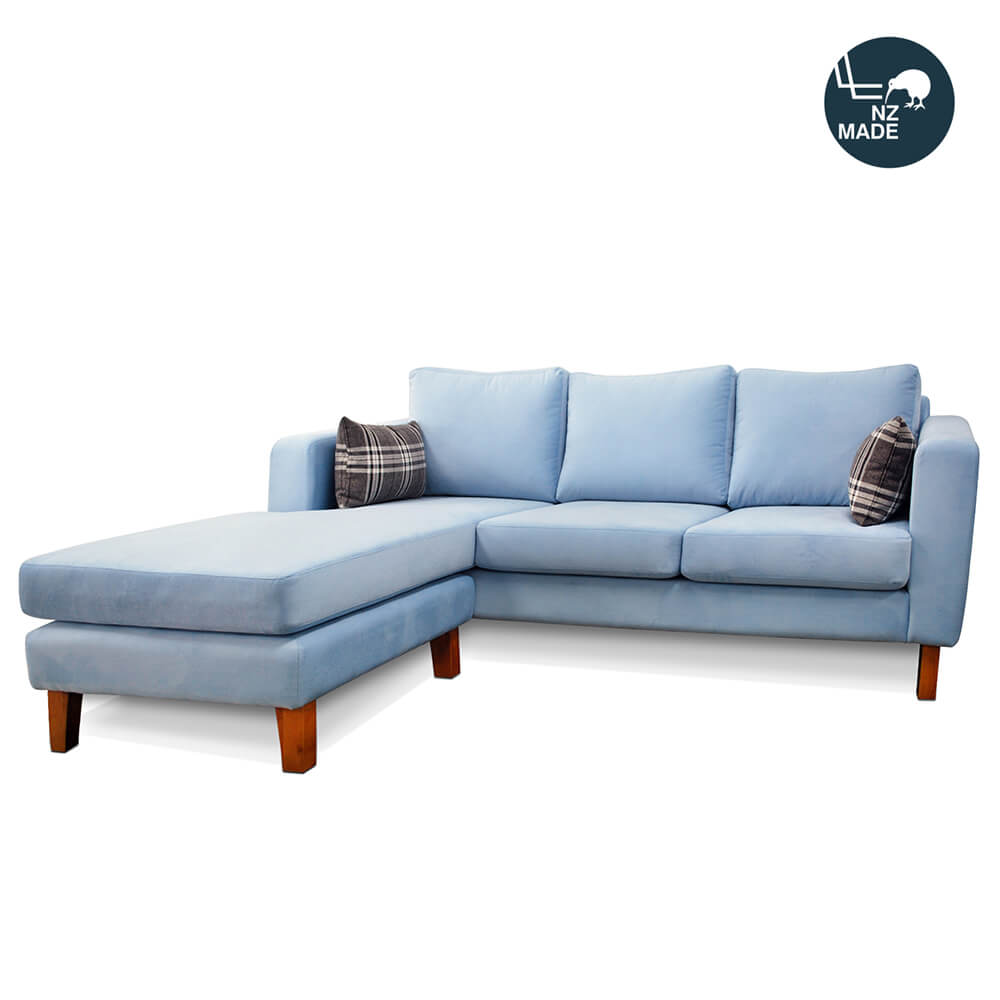 Kiran 2 3 Seater Chaise Lounge Living