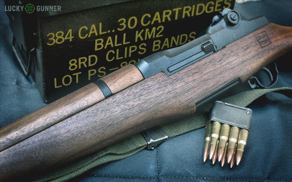 308 Win vs 30-06 Springfield Ammo