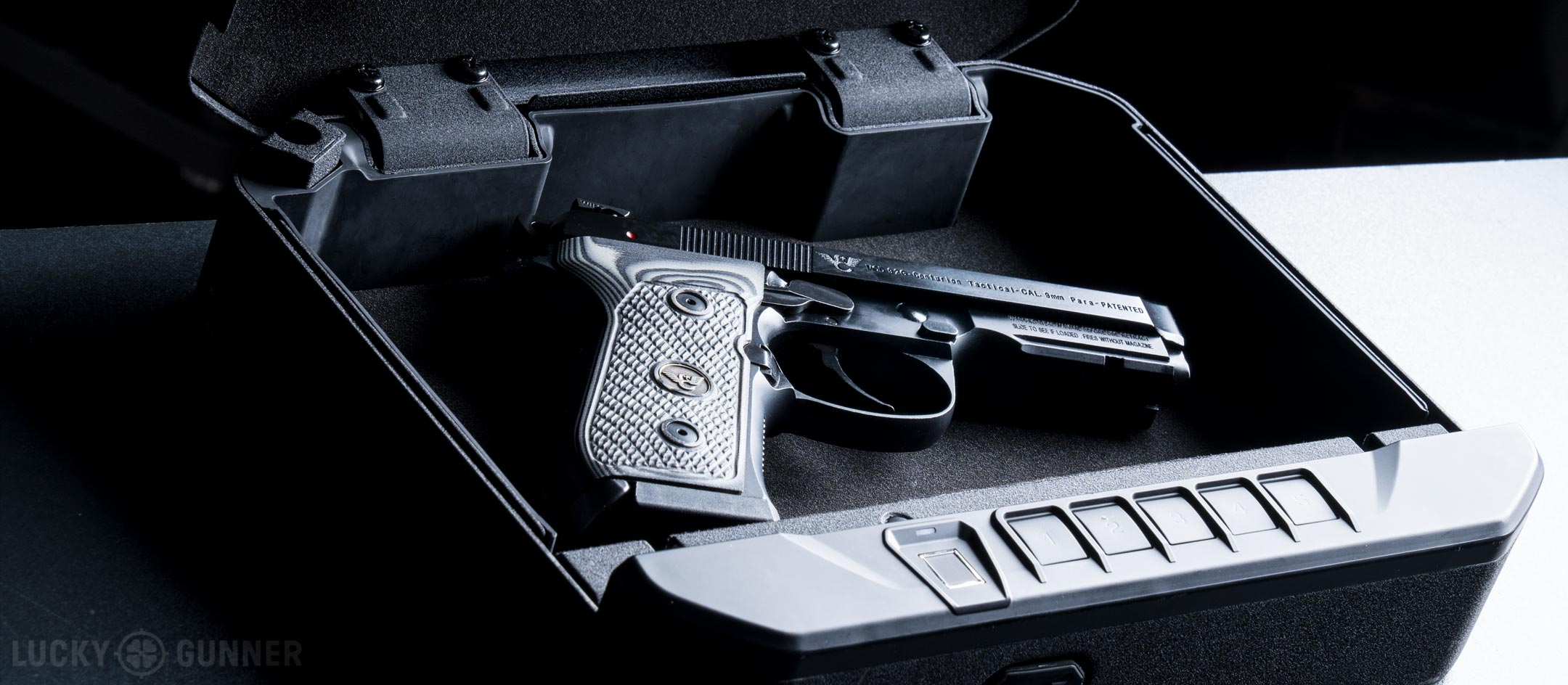 Cheap Safes A Guide To Quick Access Pistol Safes Lucky Gunner Lounge