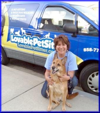 San Diego, Dog Walking, Pet Sitting, Pet Sitter, animal sitter, pet