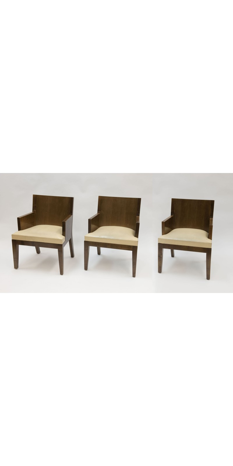 Lovart Three Armchairs