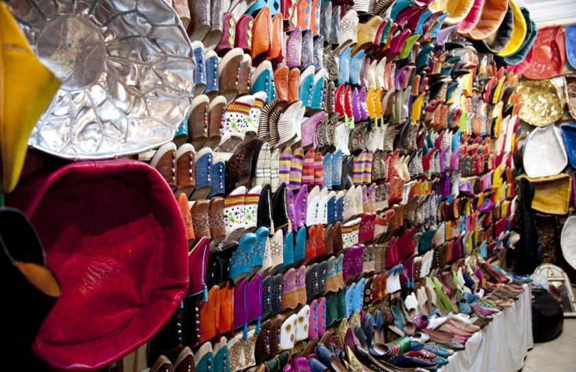 Credits. Marrakech by Petra Christen/123RF