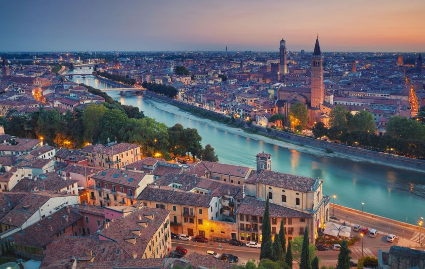 Source: Verona photo by Rudi1976/123rf