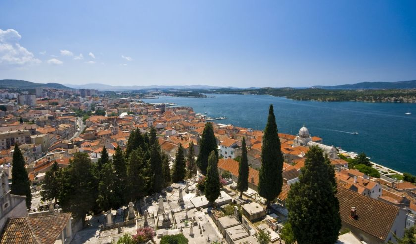 credits. Šibenik by Aleksej Orel, 123rf / photo