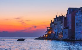 Rovinj by Dziewul/can stock photo