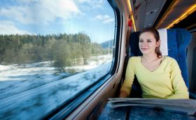 credits: train ride by lightpoet/123rf