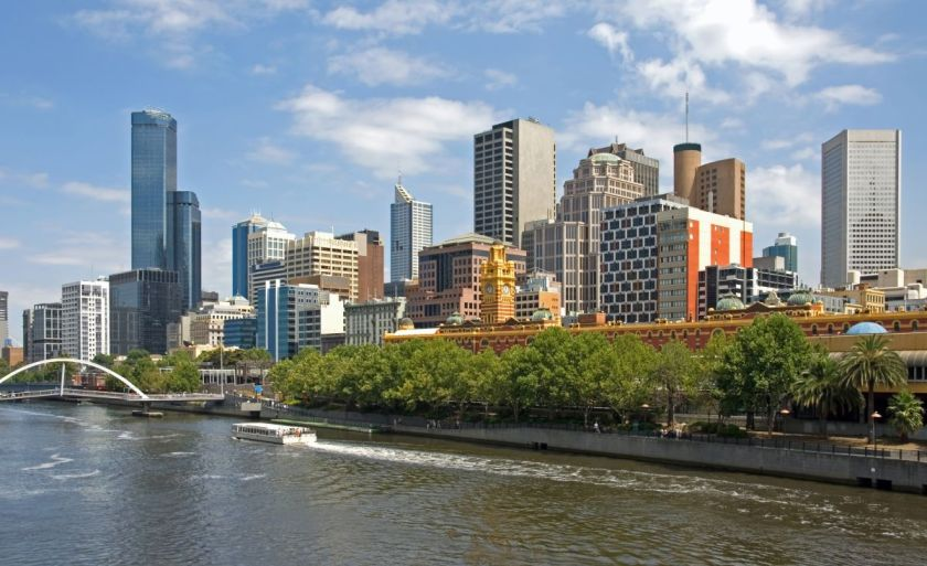 credits. Melbourne by PhillipMinnic/can stock photo