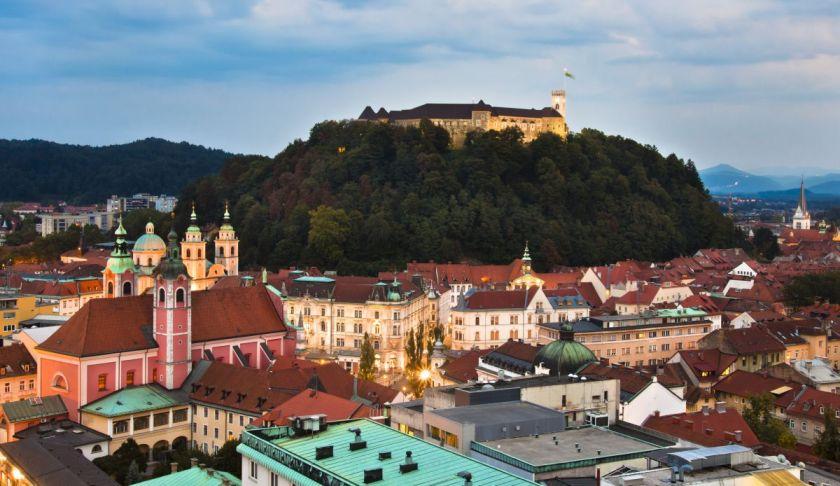 Credits: Ljubljana by Kasto/ can stock photo