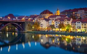 Credits. Maribor by Rudi1976/can stock photo