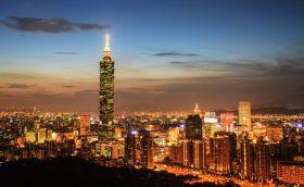 Credits. Tajvan, Taipei by Nicholashan/ can stock photo